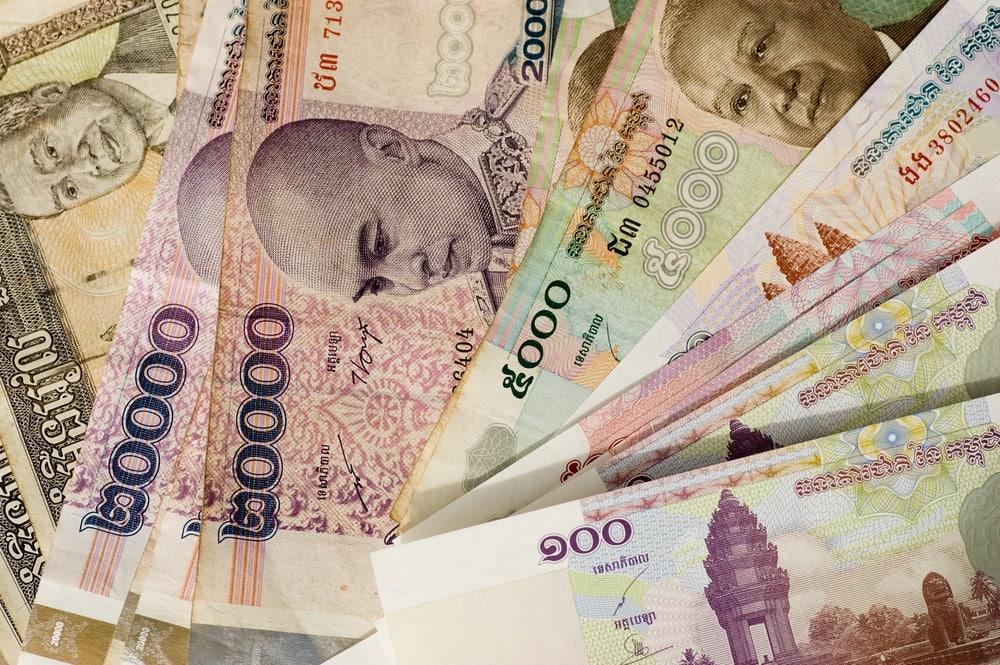 Monnaie au Cambodge