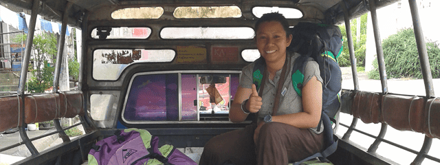 Premier voyage en Asie du Sud Est