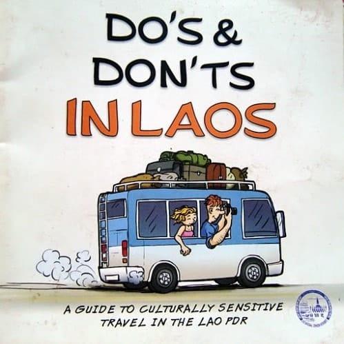 A faire et ne pas faire au Laos