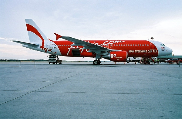 Crédit photo: Air Asia - Wikimedia