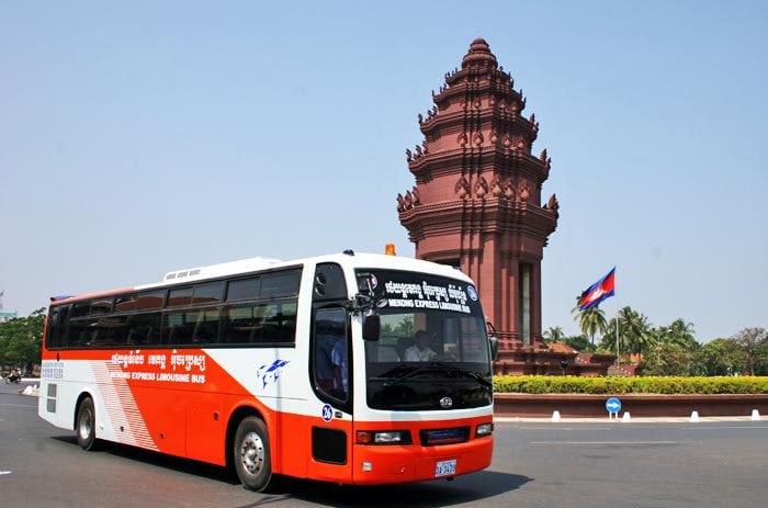 Compagnie de bus Mekong Express Limousine