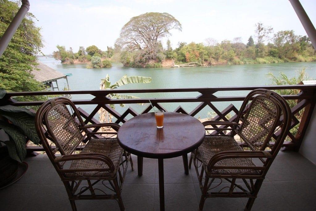 Hôtel à Don Det - Laos