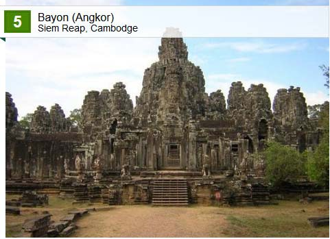 Credit photos: Temple Bayon - Trip Advisor