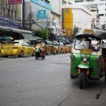 Tuk tuk - Thaïlande