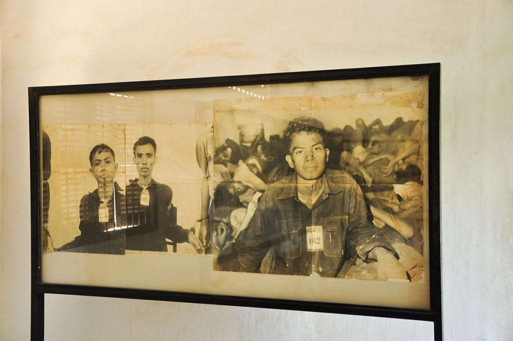 Victimes de Tuol Sleng