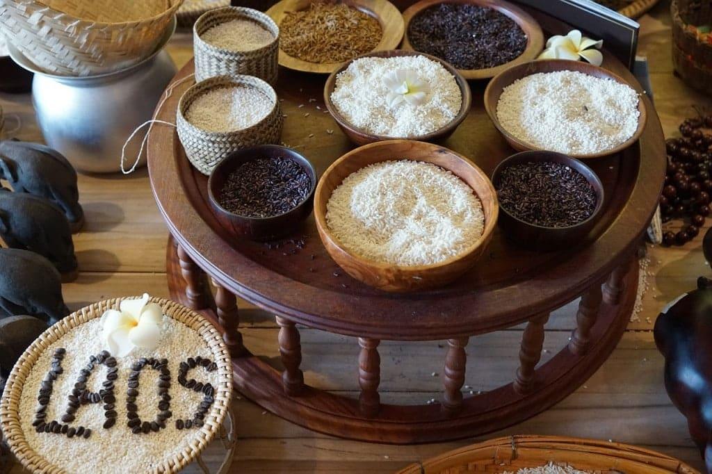 Cadeaux Laos