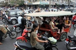 Circuler au Cambodge