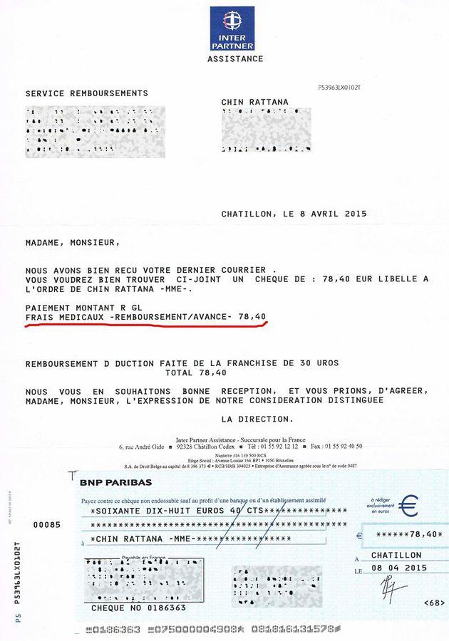 Chapka assurance avis: Remboursement Chapka Assurances