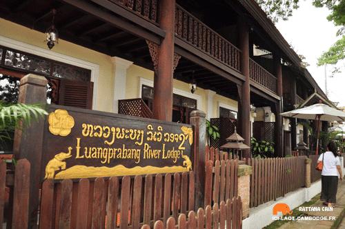 Guest-house Laos River Lodge
