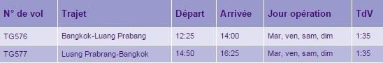 horaires-thaiairways-luangprabang