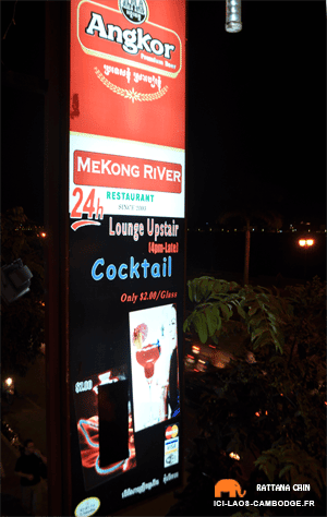 Bar Mekong River