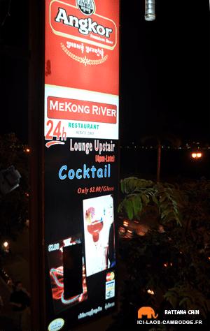 Bar Mekong River