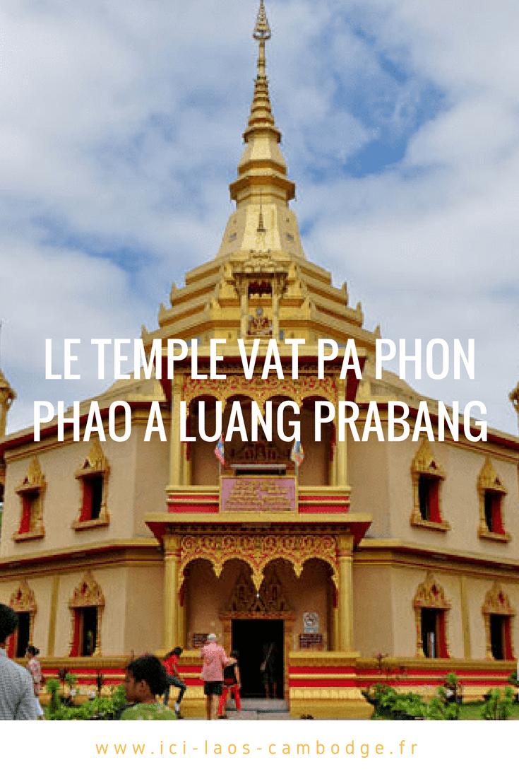Le Vat Pa Phon Phao