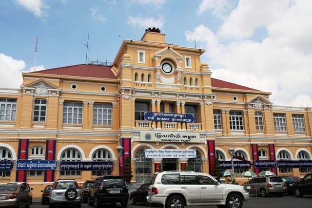 Poste Phnom Penh