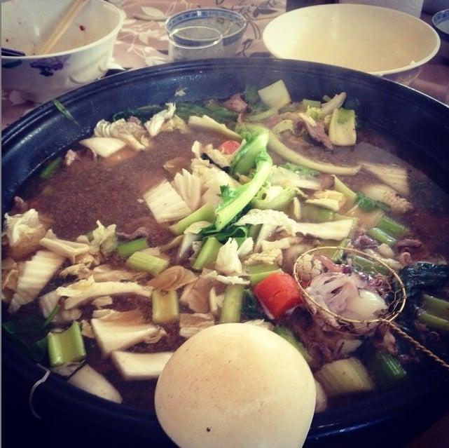 Sukiyaki thaï