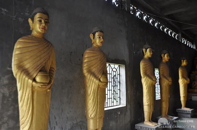 Bouddhas Ek Phnom