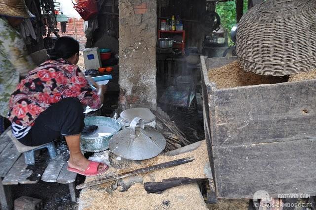 Fabrique galettes de riz