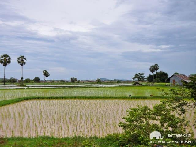 Itinéraire de 29 jours Thaïlande , Laos Cambodge