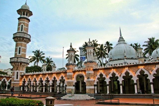 Mosquée Jamek