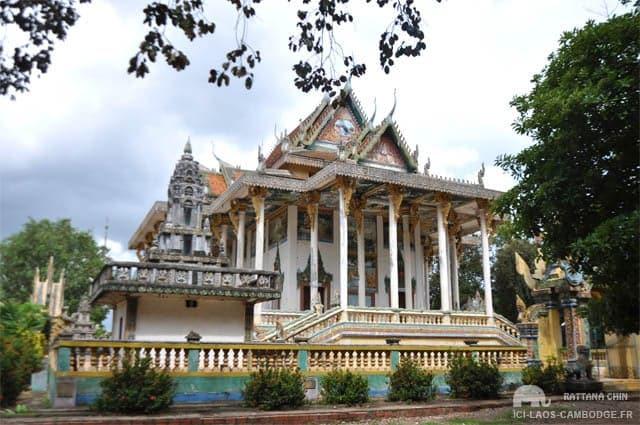 Page récente Wat Ek Phnom