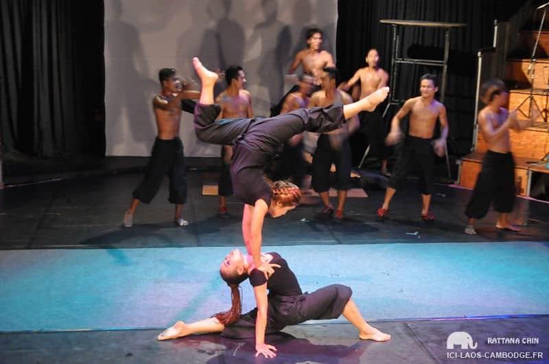 Cirque khmer