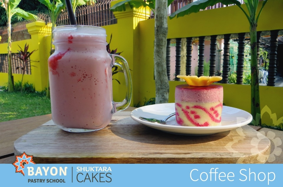 Coffee Shop école du Bayon