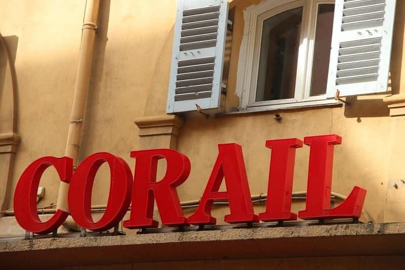 Corail Ajaccio