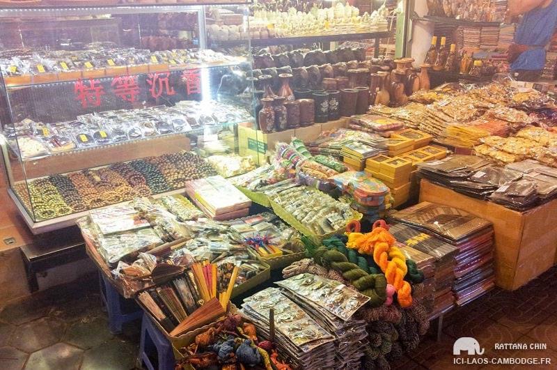 Stand Night Market