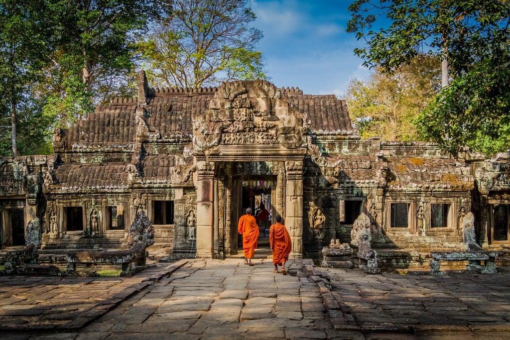 Les sublimes temples d'Angkor: le mode d'emploi