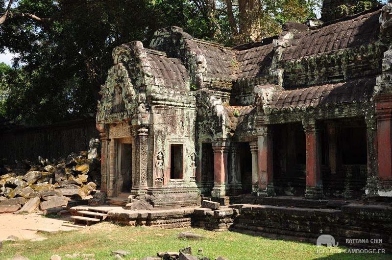 Temple à Angkor