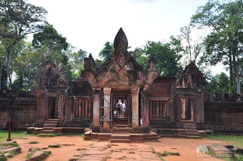 Temple à Angkor :