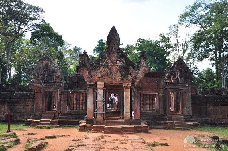 Temple à Angkor :