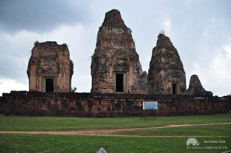 Temple à Angkor _