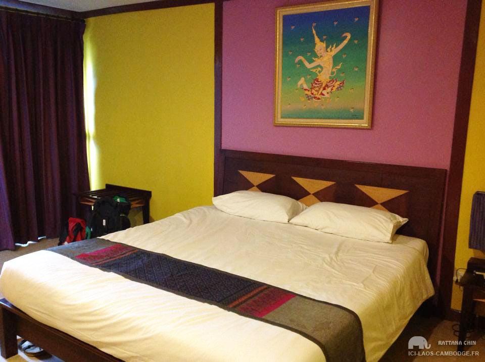Où dormir à Bangkok ? : Bonsiri Place Hotel Bangkok