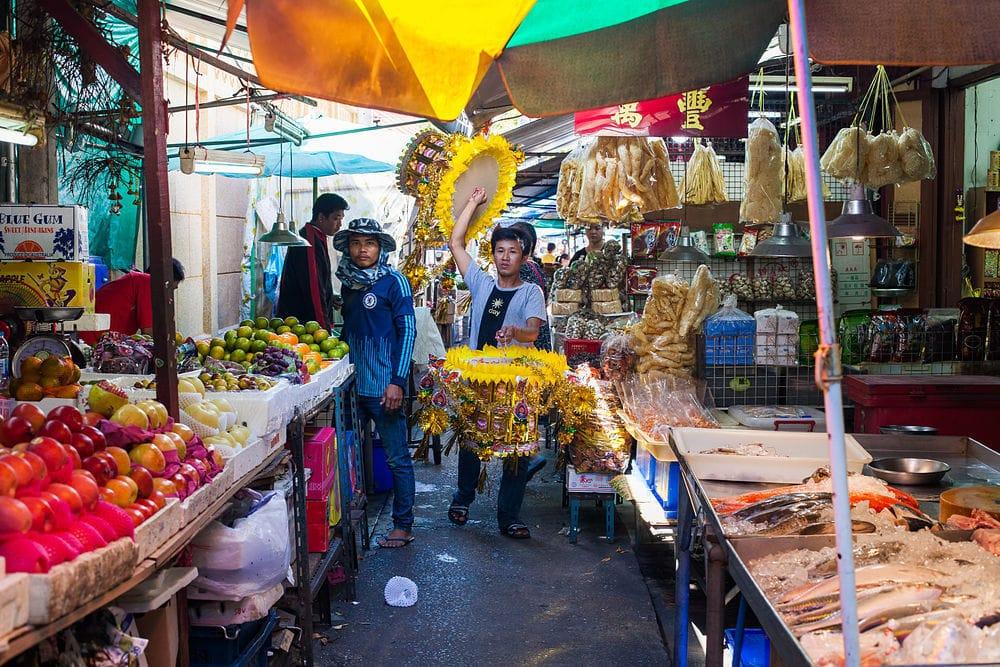 Où dormir à Bangkok ? A Chinatown !