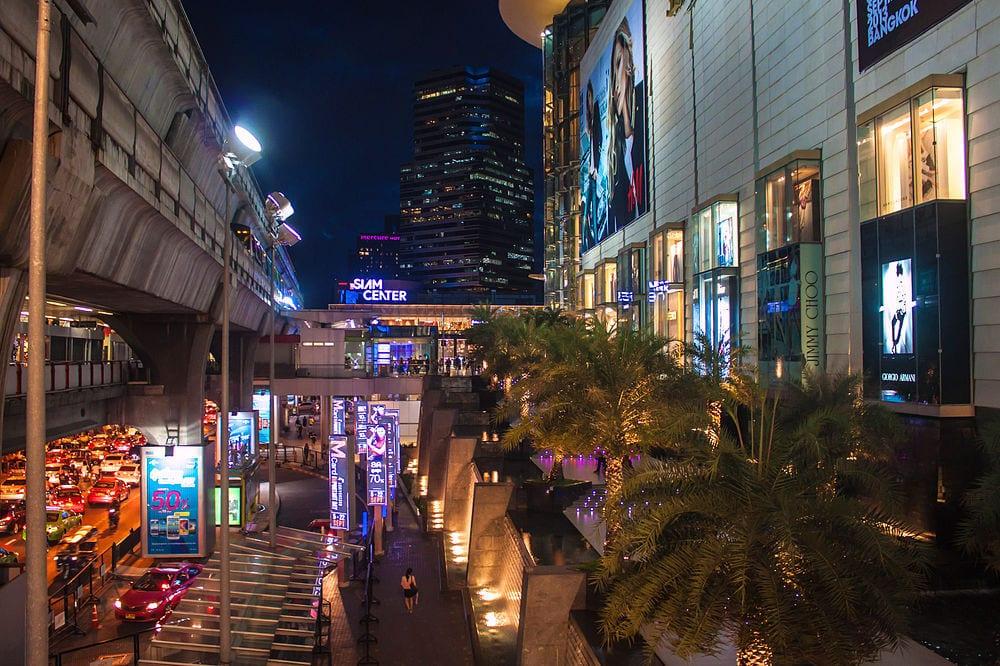 Où dormir à Bangkok ? : Quartier de Siam à Bangkok