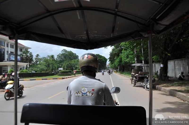 Se rendre à Angkor