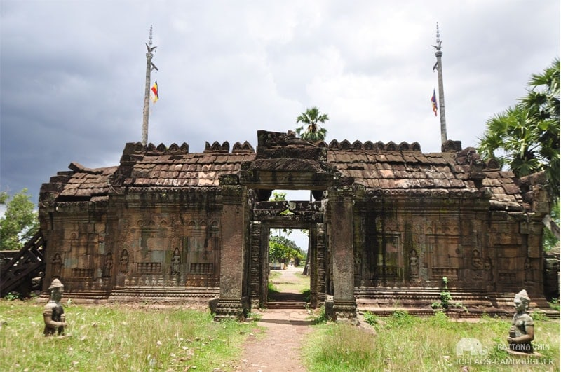 Wat Norkor - Cambodge