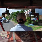 Itinéraire Laos Cambodge 2015