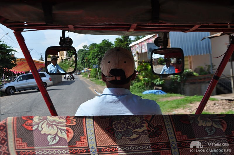 Itinéraire Laos Cambodge Malaisie en passant par Bangkok