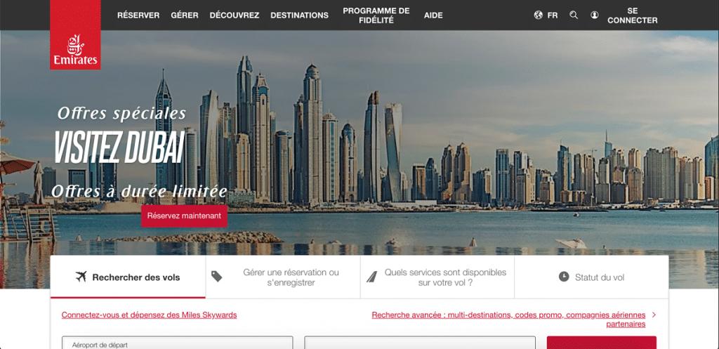 Site Emirates