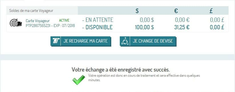 Recharge Paytop 2