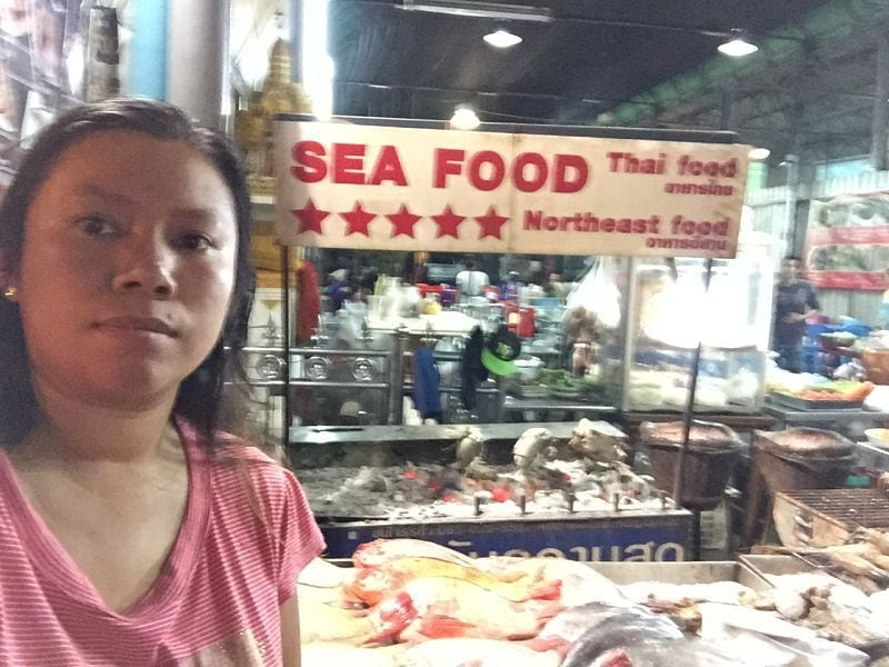 Sea food Bangkok