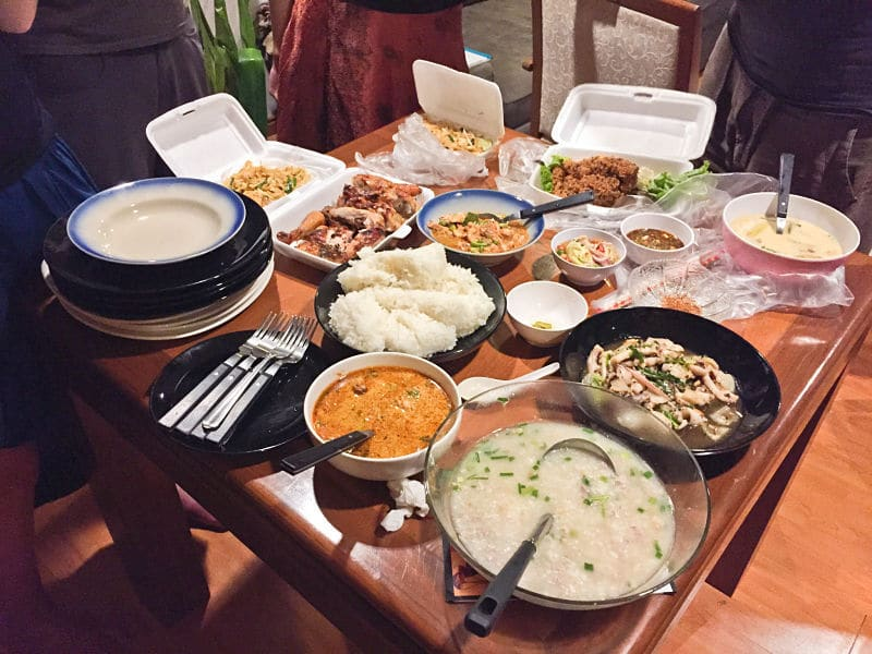 Street food thaï Bangkok pas cher