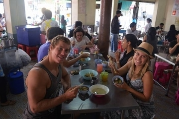 Tour culinaire à Bangkok