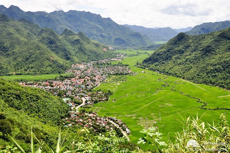 Vallée de Mai Chau