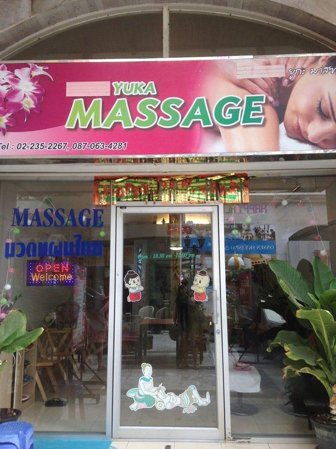 Yuka massage