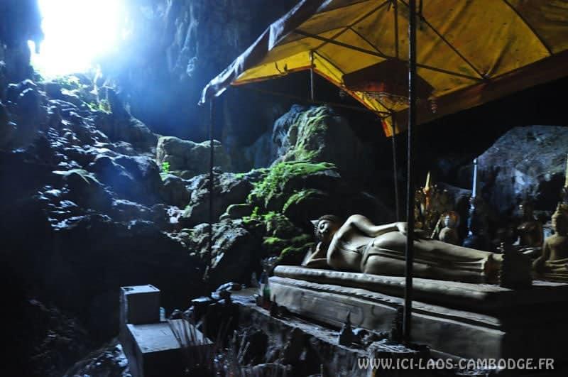 Grotte Phou kham