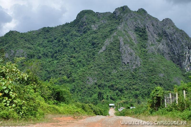 Karst Vang Vieng