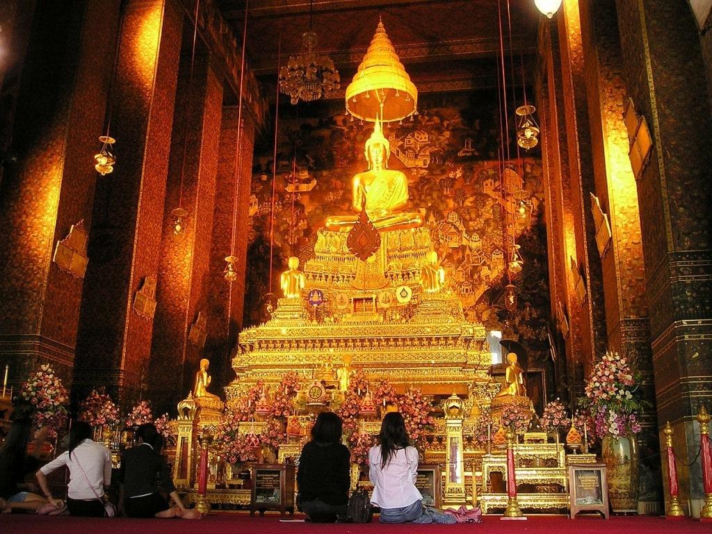 Temples Thai